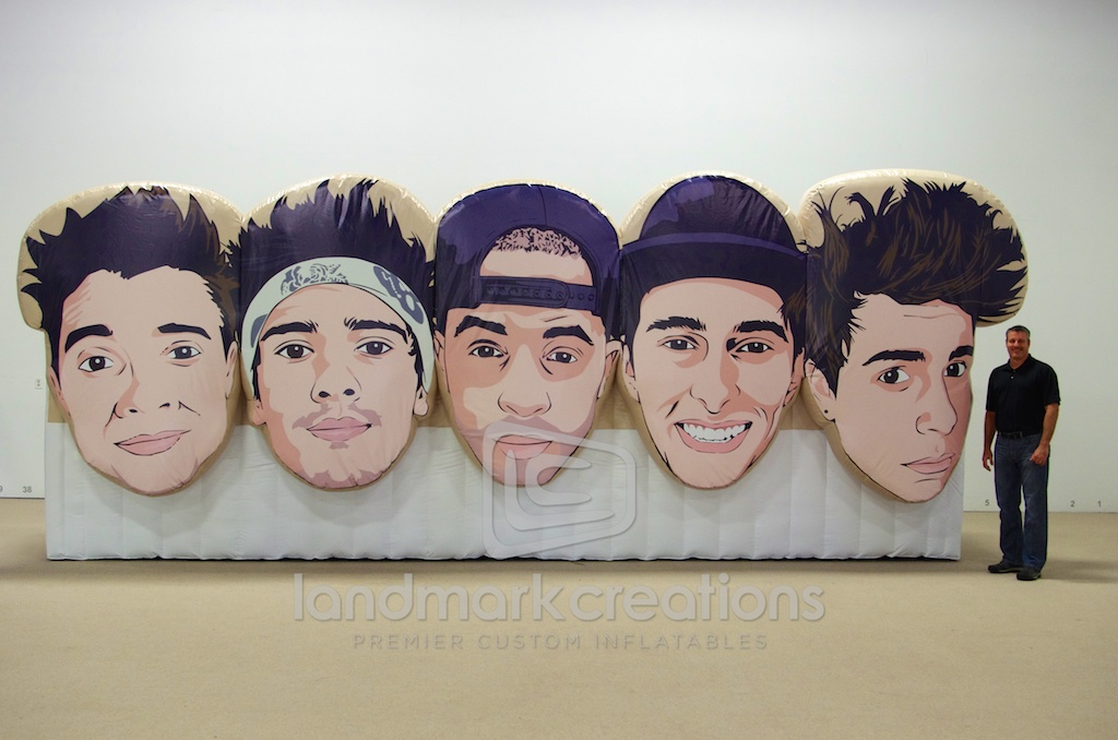 Midnight Red Stage Prop