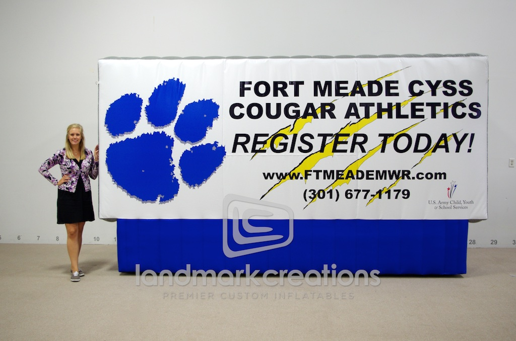Fort Meade Billboard