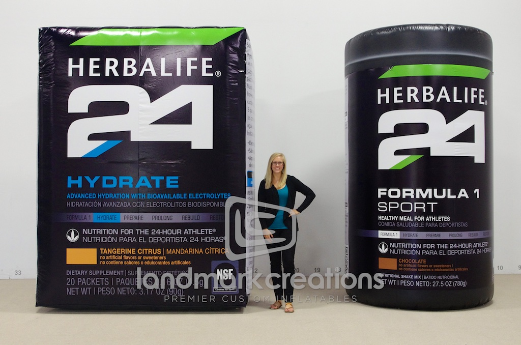 Herbalife Hydrate Box