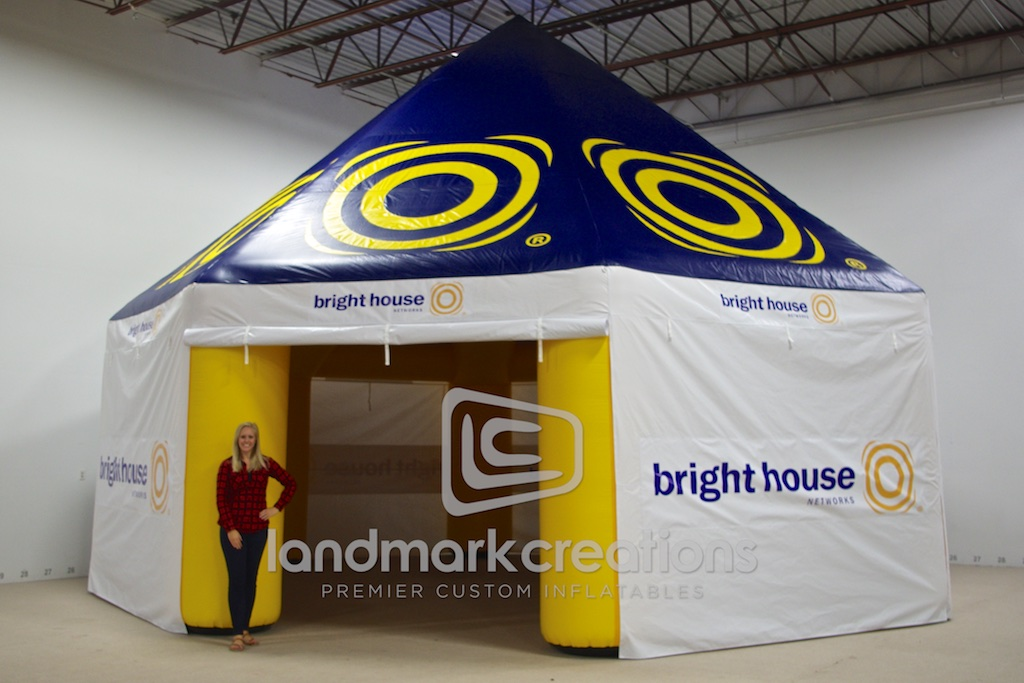 Bright House Tent