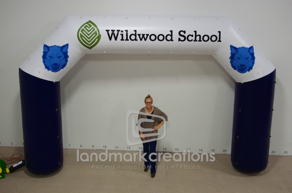 Wildwood Arch