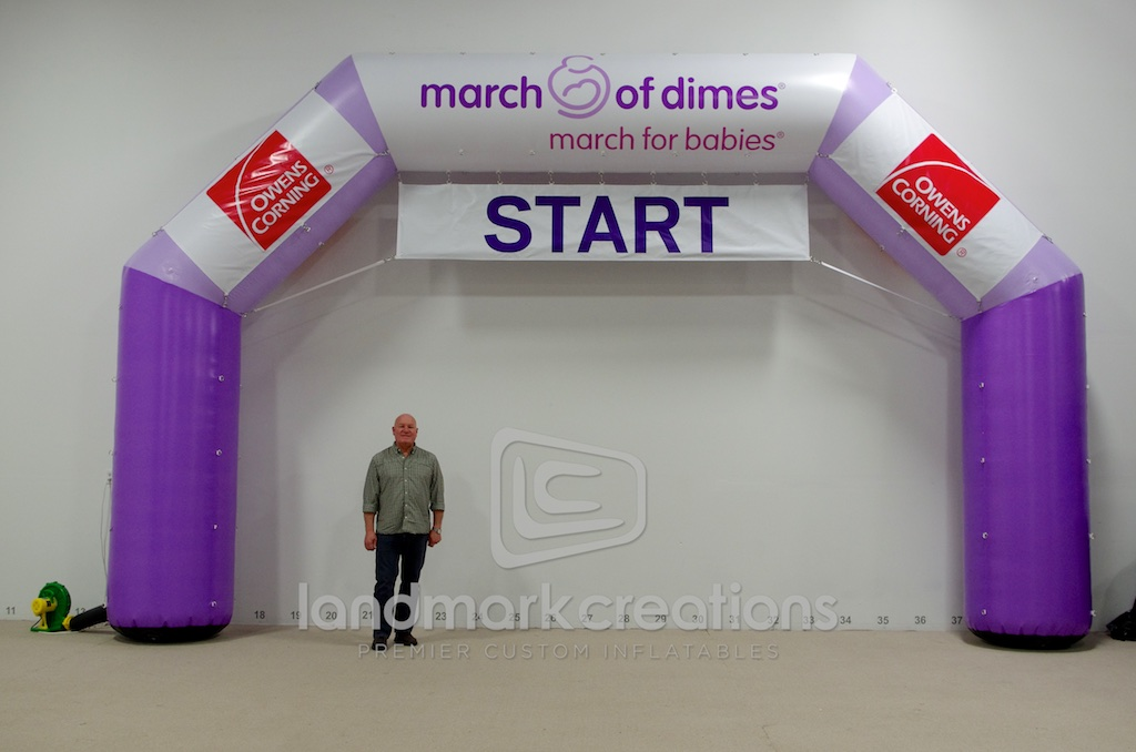 March of Dimes Ohio Arch