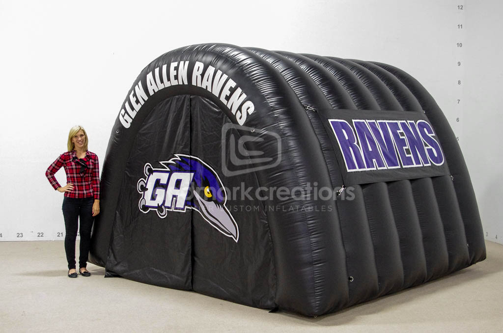 Glen Allen Ravens Tunnel