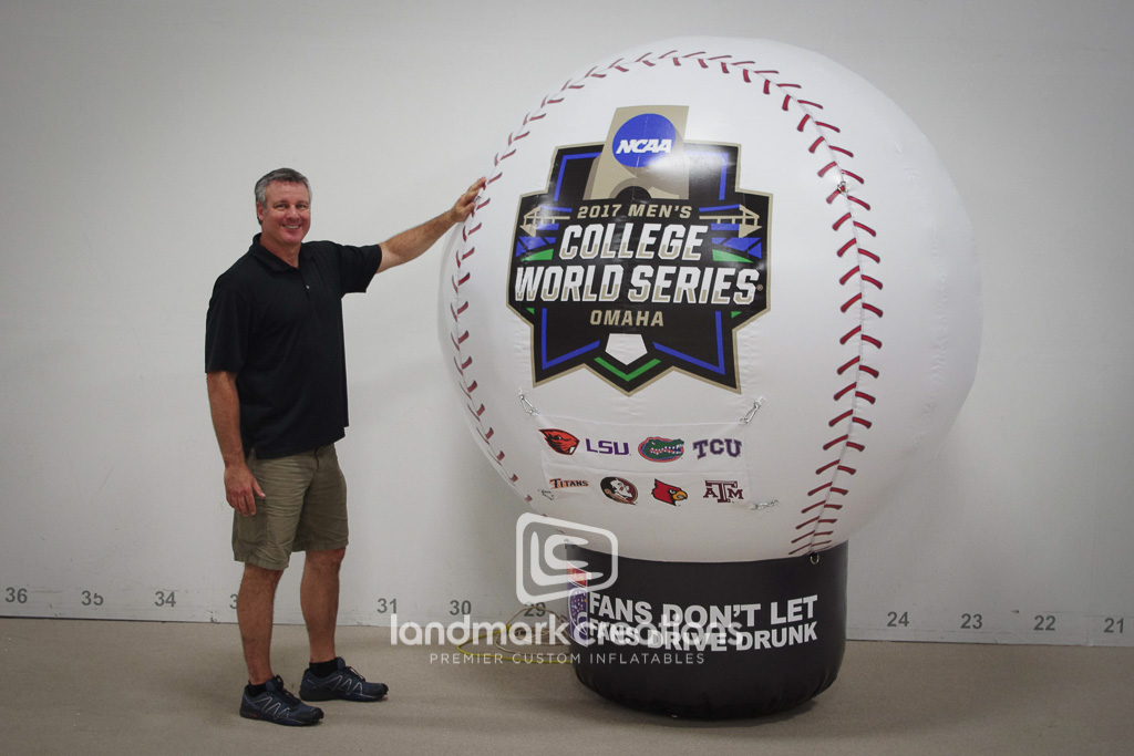 Baseball for College World Series