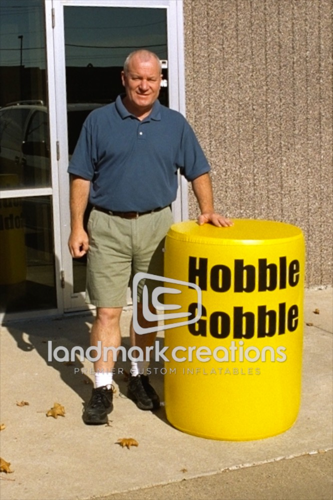 Cylinder: Hobble Gobble