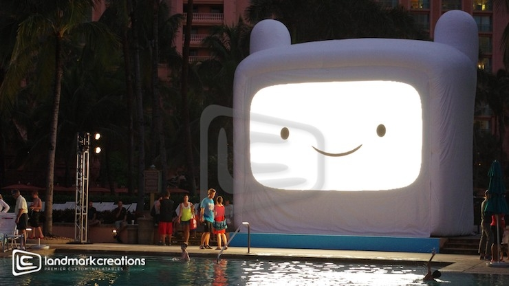 slideshow-inflatable-movie-screen-cartoon-network