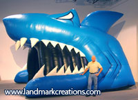 Ordering Inflatables - Step 3: Your Inflatable is Custom-Made