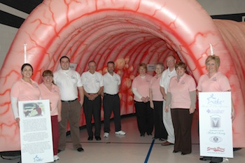 Southeastern Med's Inflatable Colon