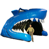 Inflatable Shark Head Tunnel