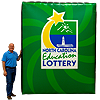 Inflatable Lottery Logo