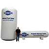 Inflatable Propane Tanks