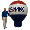 Inflatable Real Estate Logo