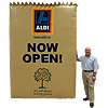Inflatable Aldi Grocery Bag