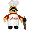 Inflatable Chef Mascot