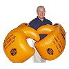 Inflatable Boxing Glove Replicas