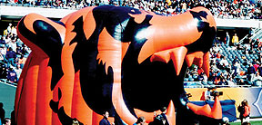 Chicago Bears Inflatable Sports Tunnel