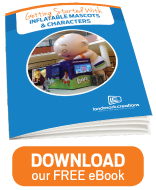 Download FREE Inflatable Mascots eBook