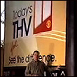 Inflatable Advertising TV for THV 11 News