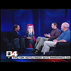 WCCO Morning Show with Landmark Creations President, Tom Meacham