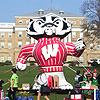 Inflatable Bucky Badger