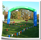 Oakland County Inflatable Archway