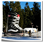 Vans Inflatable Snowboard Boot