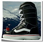 Inflatable Snowboard Boot
