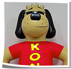 Inflatable Dog Character