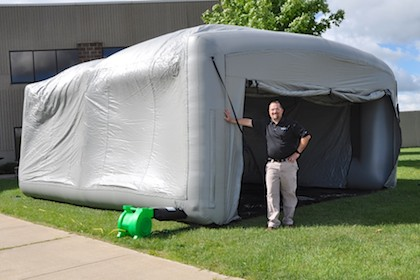 Moving? Donu0027t Want To Take The Bed Bugs? This Inflatable Tent Kills u0027Em Dead & Moving? Donu0027t Want To Take The Bed Bugs? This Inflatable Tent ...