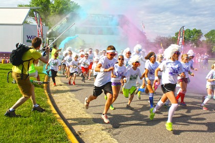 Color-A-Thon Archway