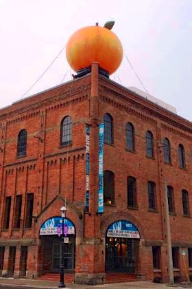 Giant Peach Theater