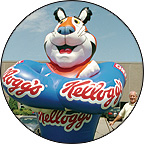 Kellogg's Tony the Tiger Inflatable
