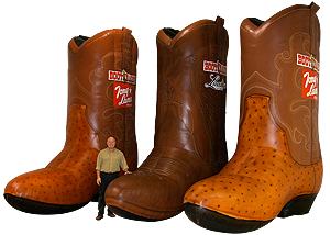 Cold-Air Inflatables - Cowboy Boots, Tents, Arches & More!